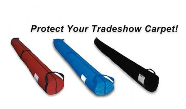 Protective Trade Show Carpet Bags