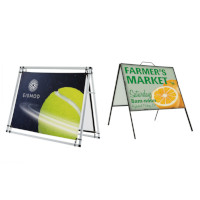 Indoor Outdoor Portable Signage