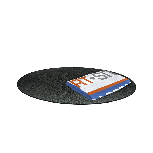 Convert your arise Oval case into a counter with ultrafit graphic wrap