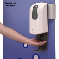 Tag-a-Long hands-free Sanitizer Dispenser Accessory