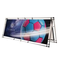 Creative Banner 8' Horizontal A-Frame Outdoor Sign Kit