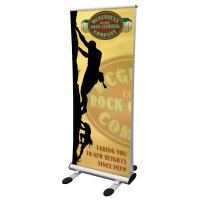 Creative Banner Outdoor Trek Retractable Banner Stand