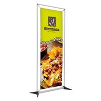 Showdown 3' FrameWorx Banner Display Hardware Single Graphics + Double Graphics