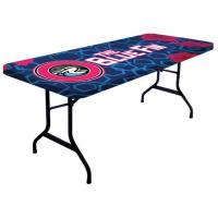 6' Printed Full Color Table Topper