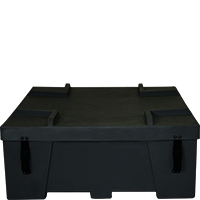Orbus OCF2 Stackable Freight Tubs for Trade Show supplies