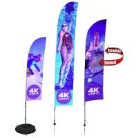 Streamline Blade Outdoor Flags