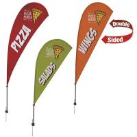 Outdoor Value Teardrop Flags