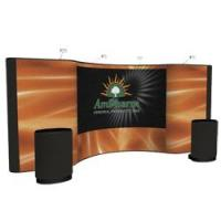 Creative Banner Arise 20ft Display, Combination Kit with Front Mural