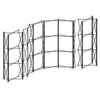 Creative Banner Arise 20ft Combo Display Frame, Hardware kit