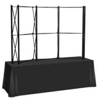 Creative Banner 8ft Tabletop Frame Kit, Hardware only