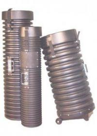 View: Ribbed Tank Tube Round Shipping Case 12x36