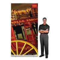 ExpoGo Extra Large Retracting Banner Stand